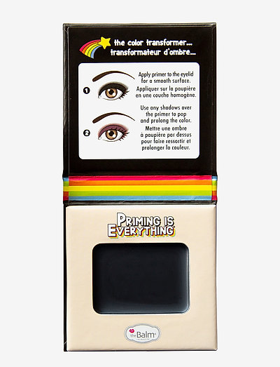 PRIMING IS EVERYTHING® Eyeshadow Primer - primer - black primer