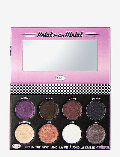 PETAL TO THE METAL® SHIFT INTO NEUTRAL Cream Eyeshadow - Øyenskyggepalett - neutral