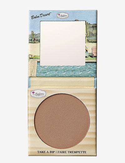 BALM DESERT® Bronzer/Blush - aurinkopuuteri - bronze