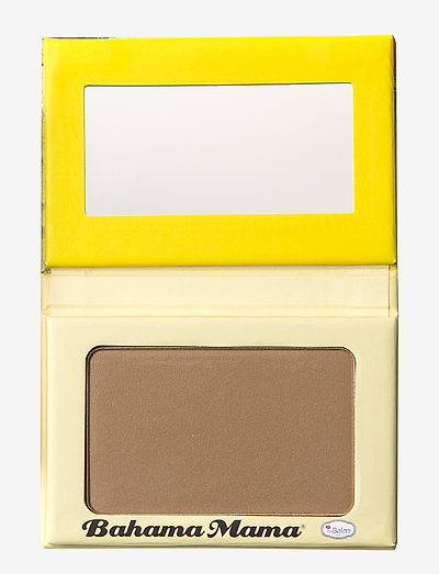 BAHAMA MAMA® Bronzer, Shadow & Contour Powder - bronzer & solpuder - bronze