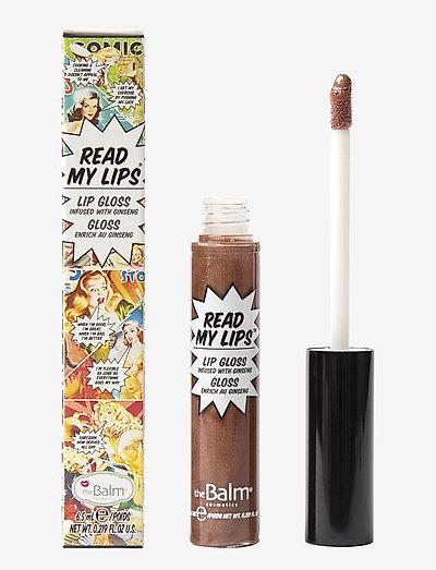 Read My Lips lipgloss- KA-BANG! - huulikiilto - ka-bang!