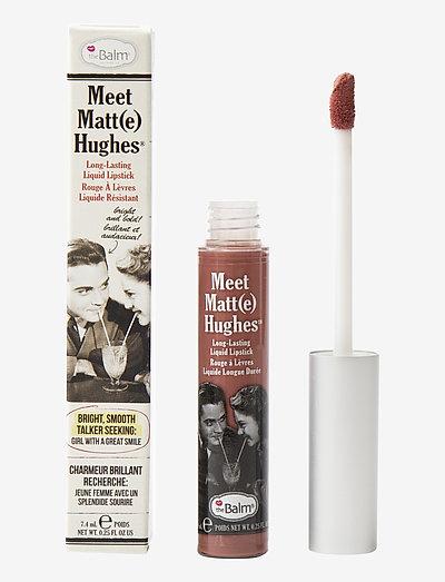 Meet Matt(e) Hughes Committed - liquid lipstick - committed