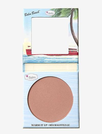 BALM BEACH® Blush - poskipuna - sun kissed bronze