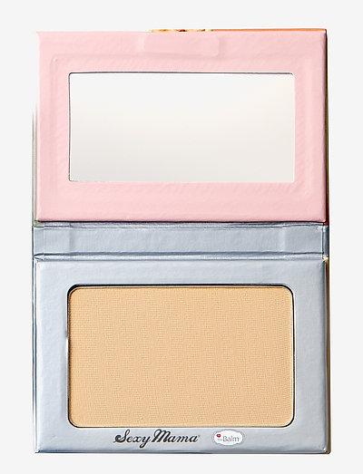 SEXY MAMA® Anti-Shine Translucent Powder - puder - translucent