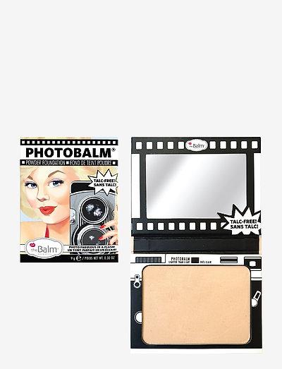 PhotoBalm- Powder Foundation - foundation - lighter than light