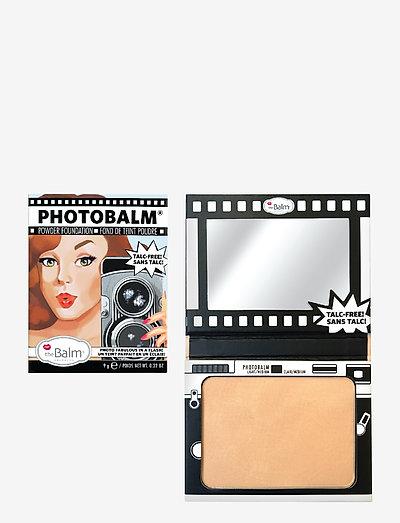PhotoBalm- Powder Foundation- Light Medium - foundation - light/medium