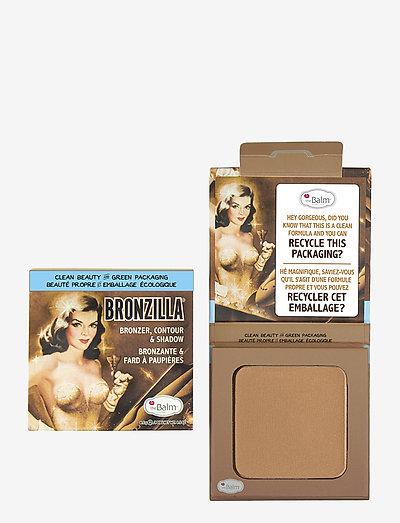 BRONZILLA Bronzer - bronzer & solpuder - bronze
