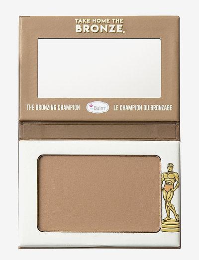 TAKE HOME THE BRONZE® Anti-Orange Bronzer THOMAS - Medium - bronzer - medium bronze