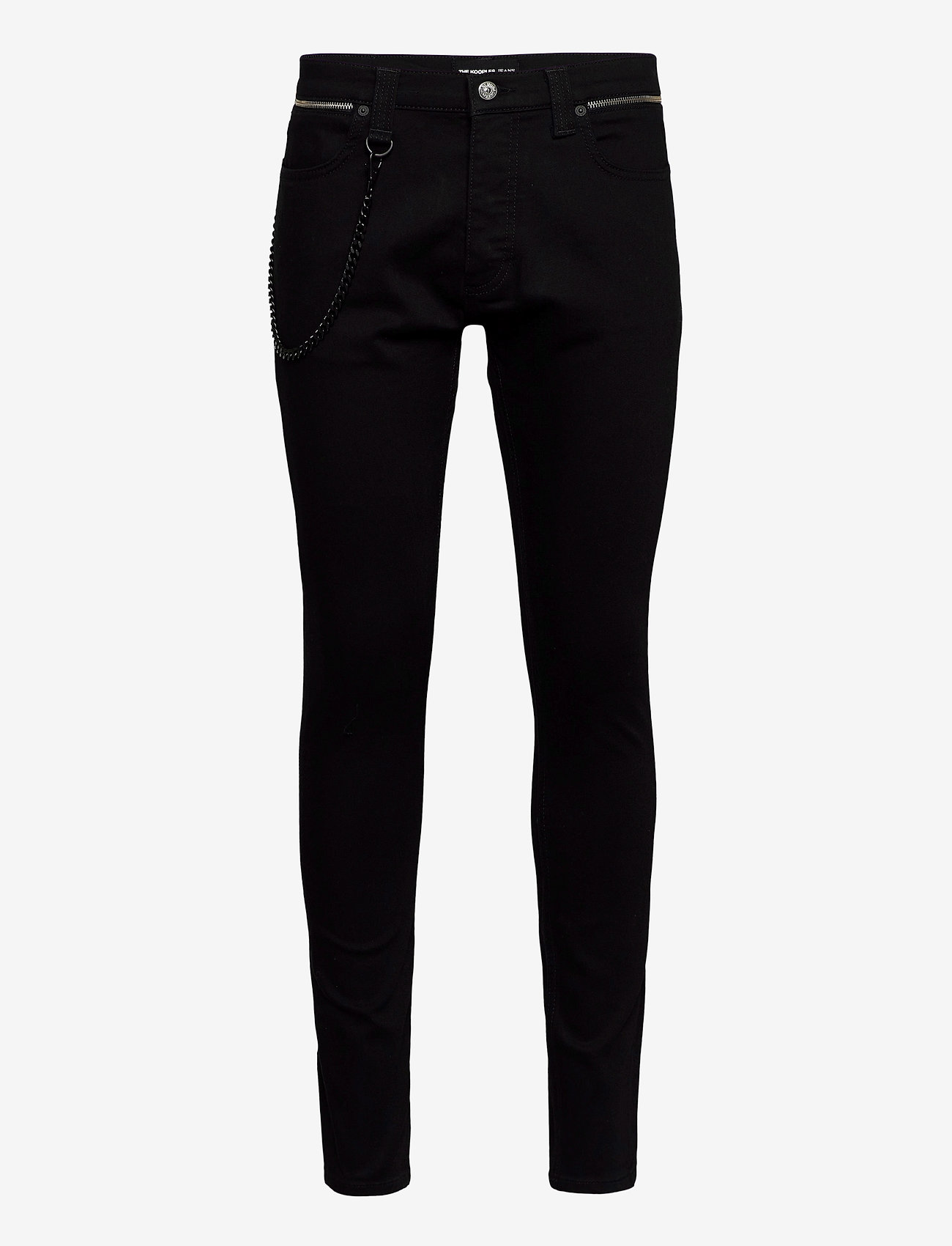 The Kooples - JEAN - slim jeans - black - 0