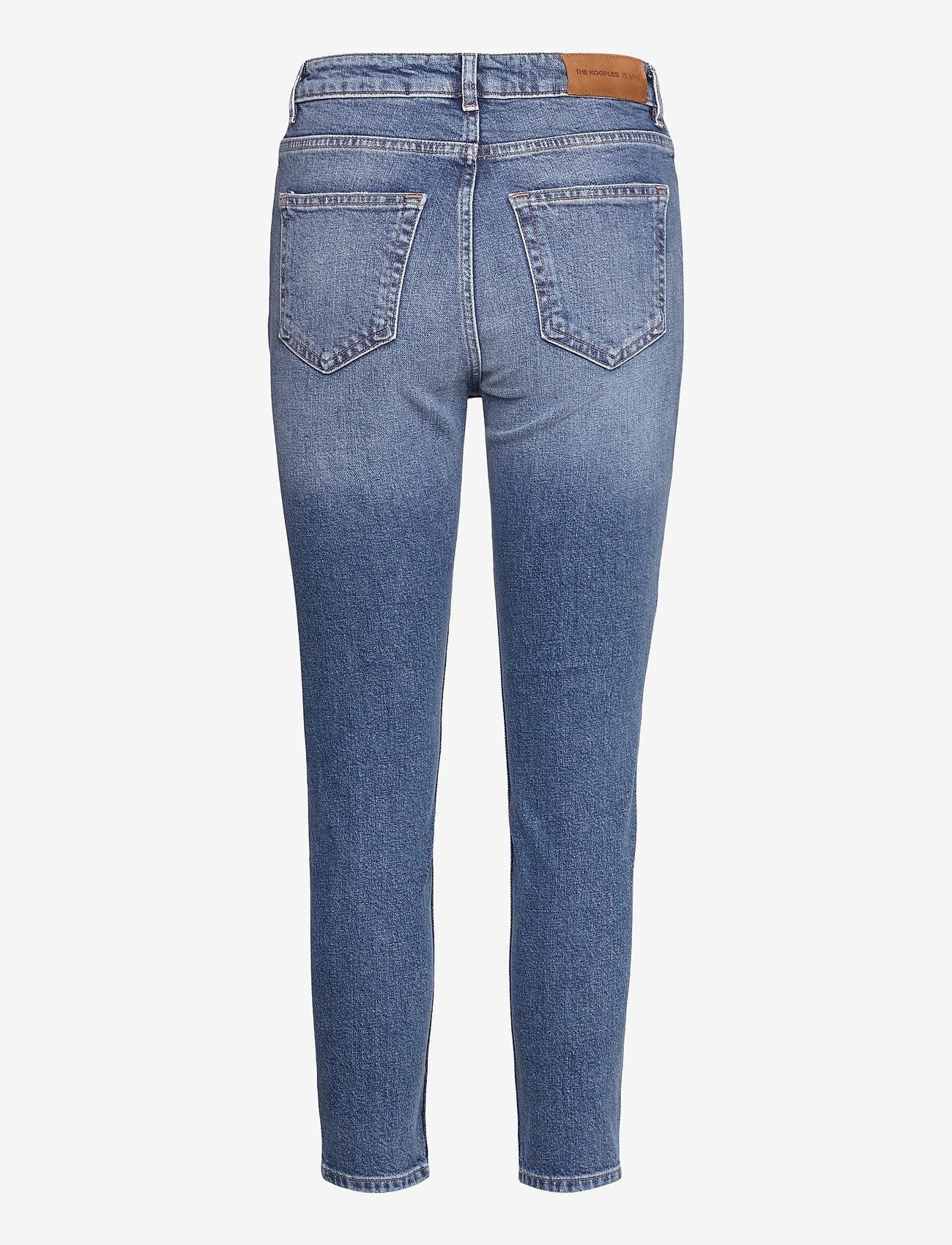 The Kooples - JEANS - slim jeans - blue - 1