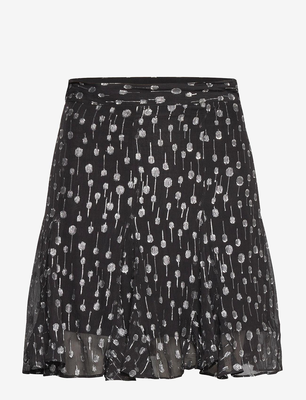 The Kooples - JUPE - korta kjolar - black - 0