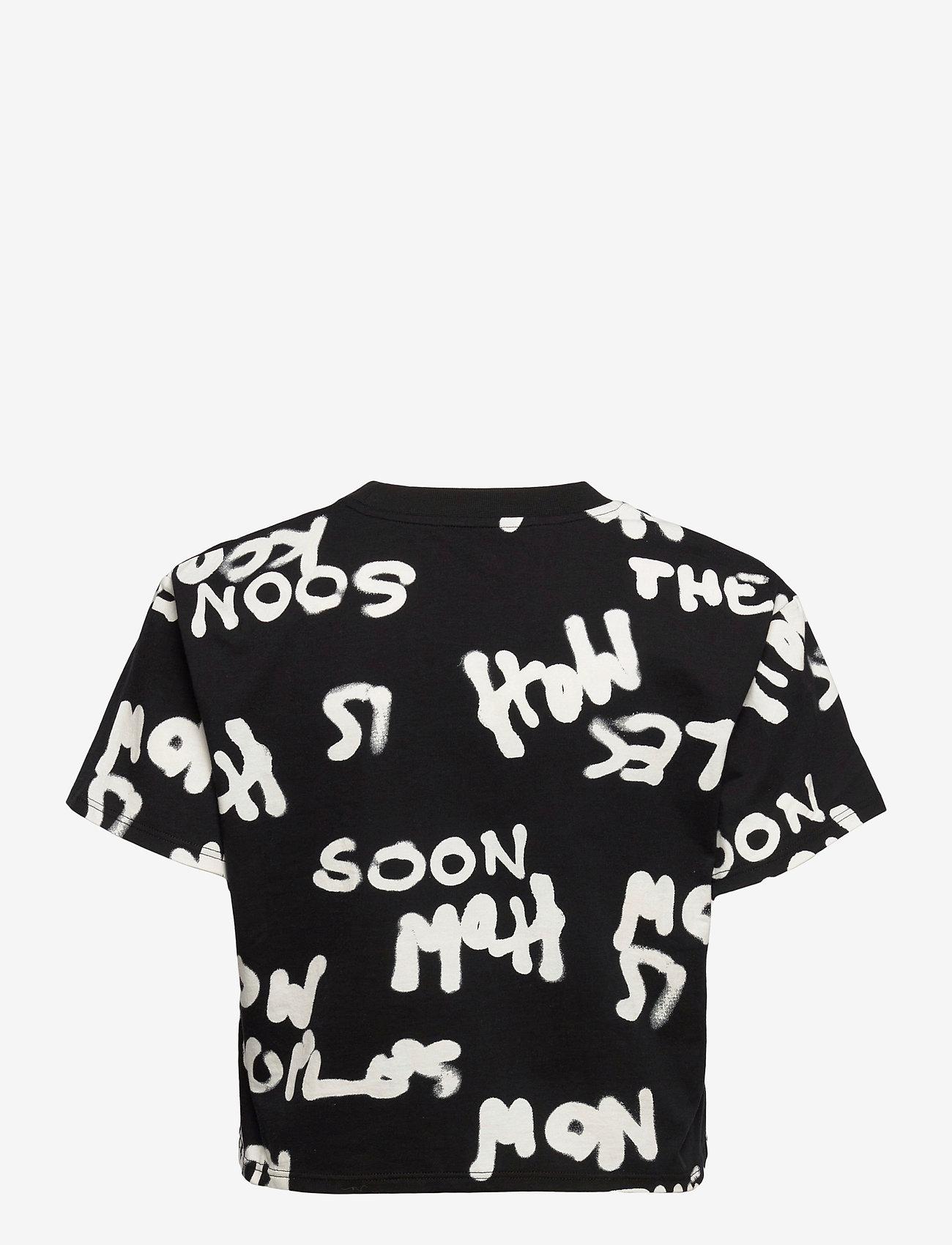 The Kooples - T-SHIRT - t-shirts - black - 1