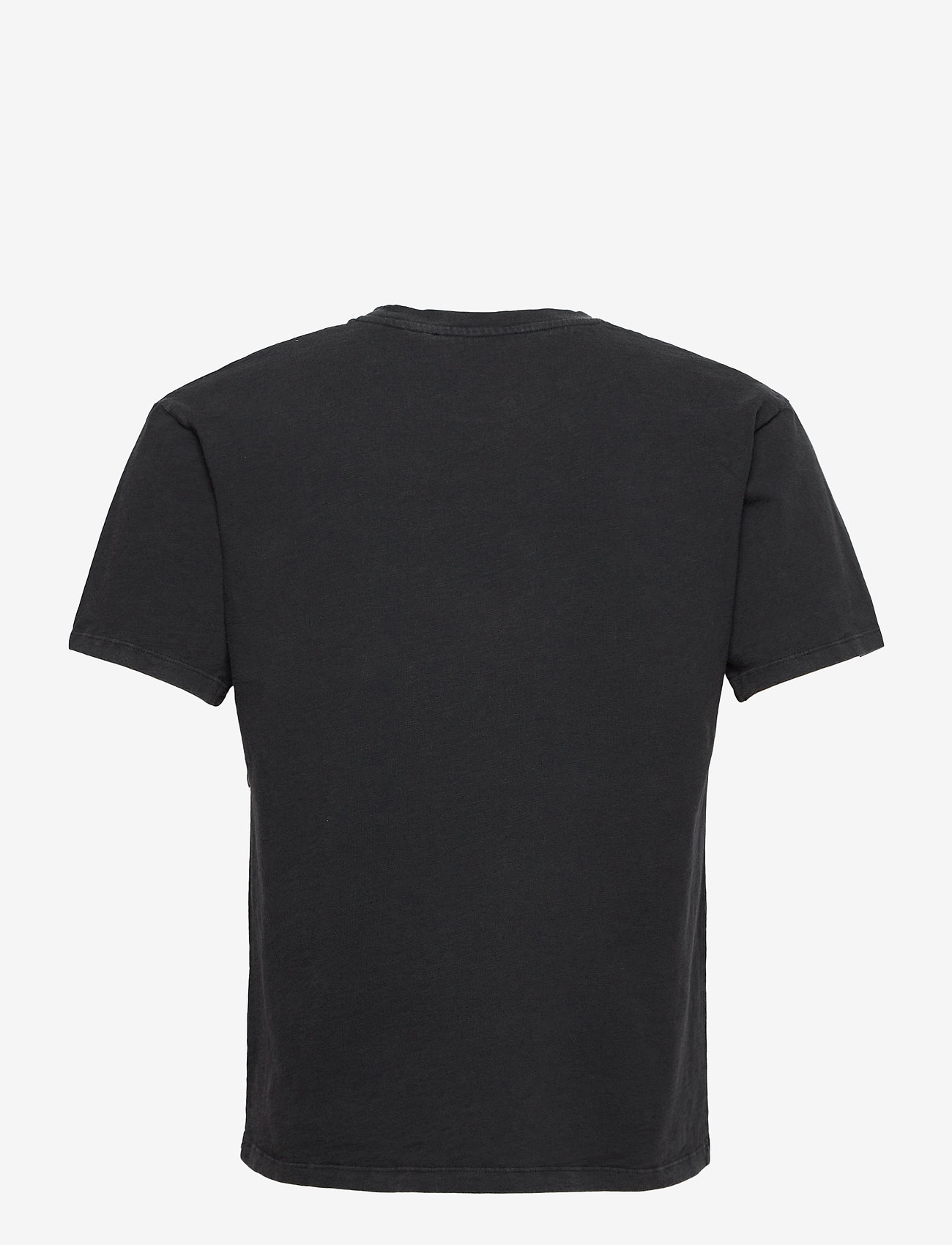 The Kooples - T-SHIRT - t-shirts à manches courtes - black washed - 1