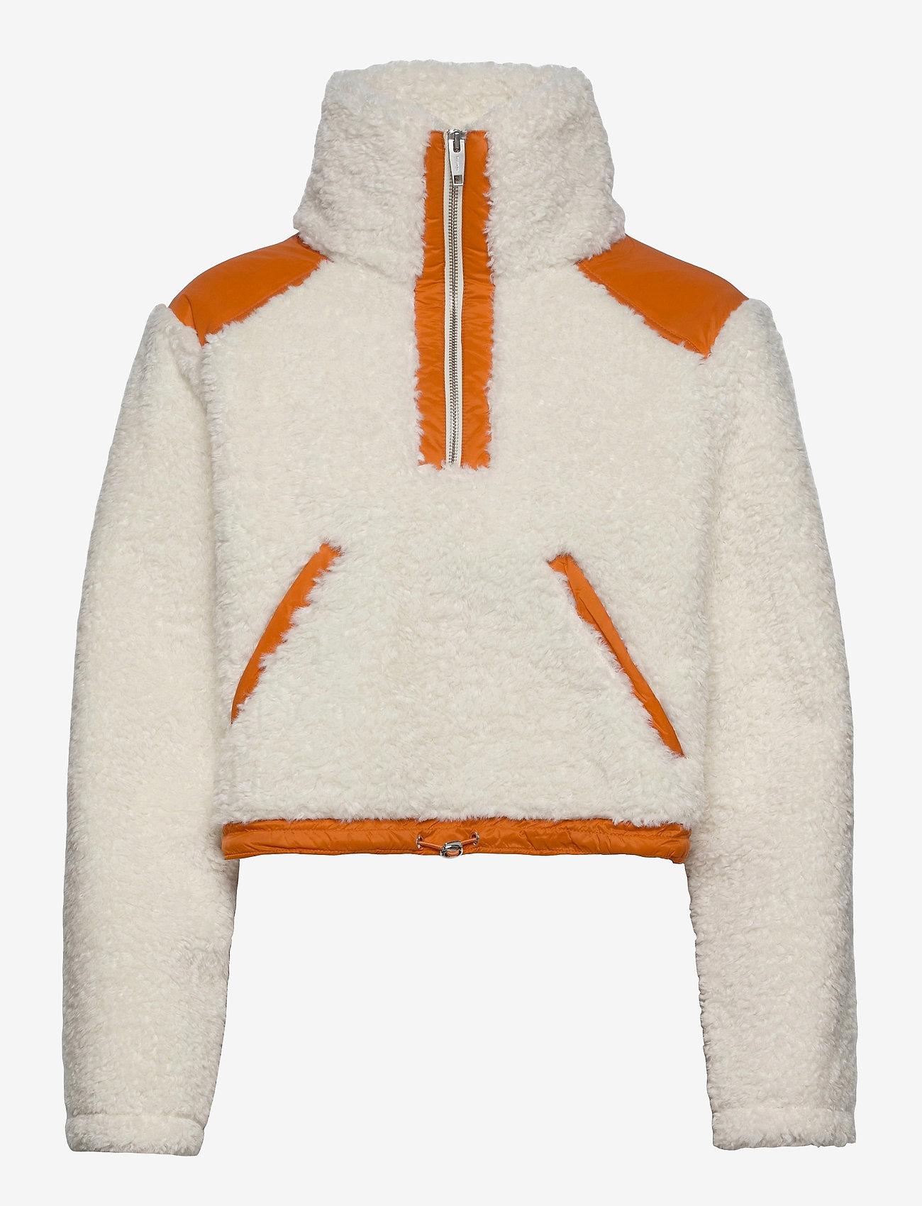 The Kooples - SWEAT - sweatshirts en hoodies - orange ecru - 0