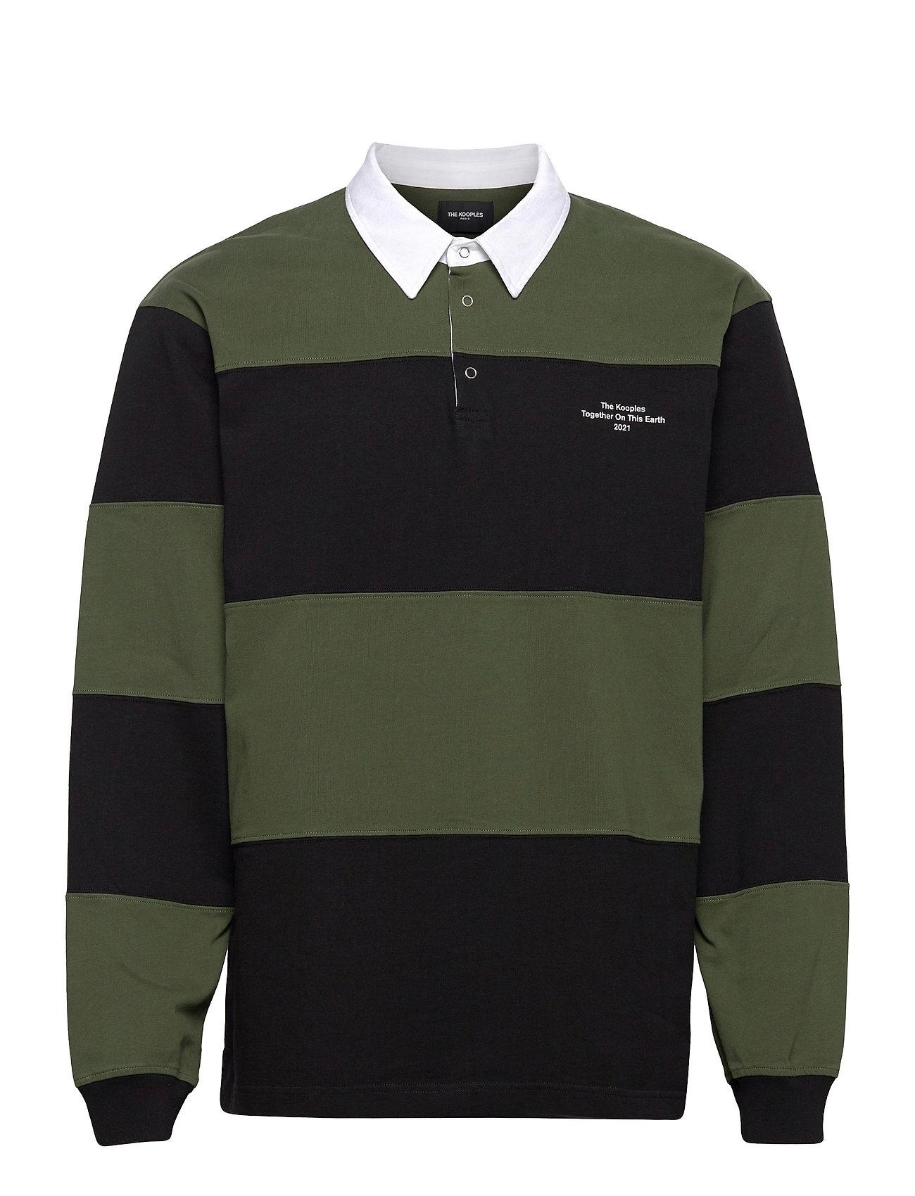 Polo Polos Long-sleeved Grøn The Kooples