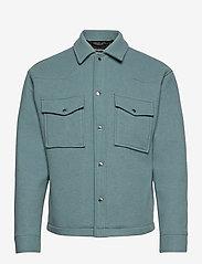 The Kooples - BLOUSON - wool jackets - blue rince - 0