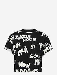 The Kooples - T-SHIRT - t-shirts - black - 0