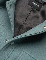 The Kooples - BLOUSON - wool jackets - blue rince - 2