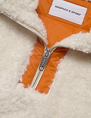 The Kooples - SWEAT - sweatshirts en hoodies - orange ecru - 2