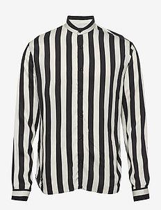 CHEMISE - koszule casual - ecru black