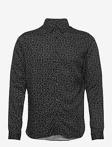 CHEMISE - koszule casual - black white