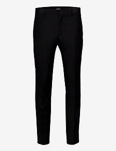 PANTALON COSTUM - suitbukser - black
