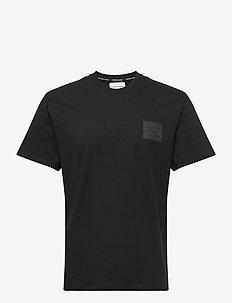T-SHIRT - perus t-paidat - black