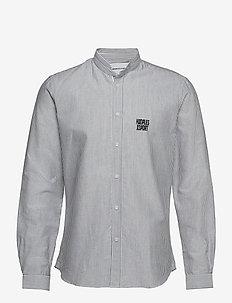 CHEMISE - casual skjortor - black white