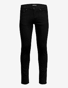 JEAN - slim jeans - black brut
