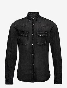 CHEMISE - basic shirts - grey