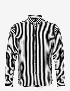 CHEMISE - business shirts - black white
