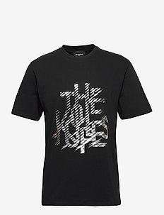 T-SHIRT - kortærmede t-shirts - black