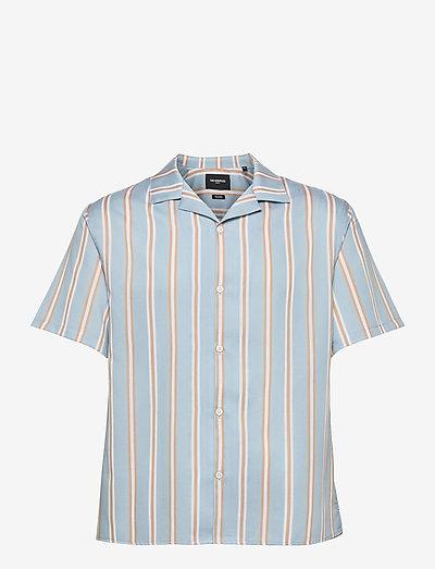 CHEMISE - oxford shirts - blue stripes