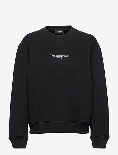 SWEAT - sweatshirts & hoodies - black
