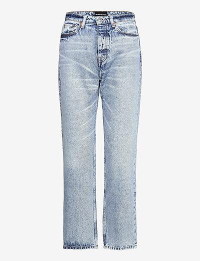JEANS - straight jeans - light blue