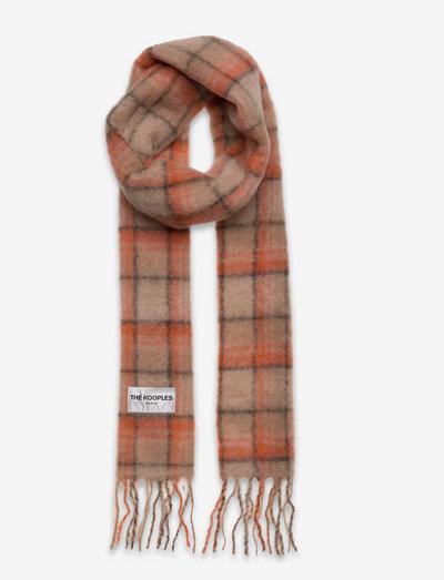 ECHARPE - accessories - camel/ orange