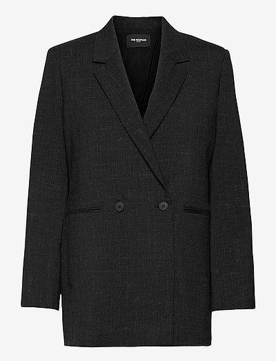 VESTE COSTUME - oversized blazers - grey
