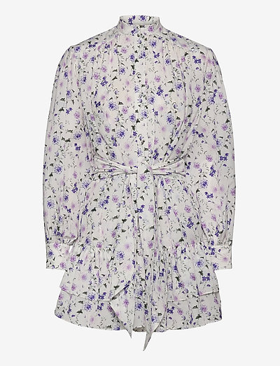 ROBE - alledaagse jurken - ecru / lavender