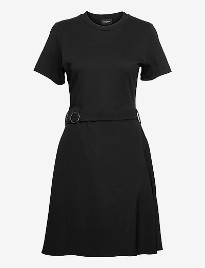 ROBE - cocktail dresses - black