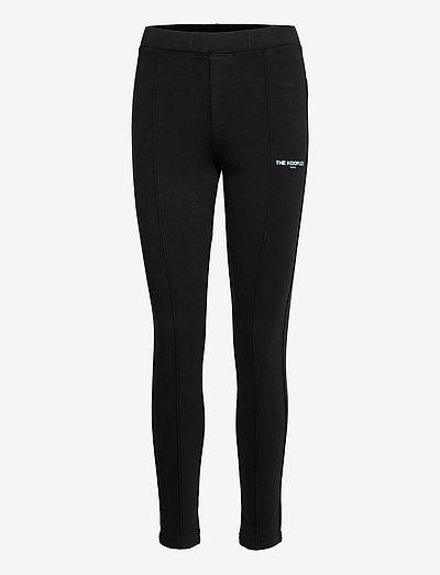 JOGGING - leggings - black washed