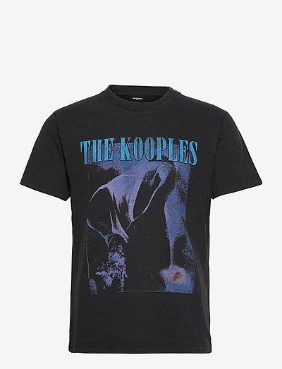 TS - kortärmade t-shirts - black washed