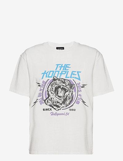 T-SHIRT - t-shirts - ecru