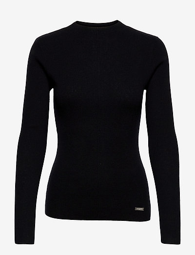 PULL OVER - pullover - black