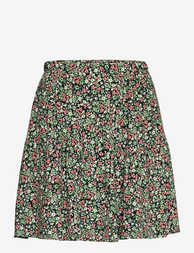 JUPE - short skirts - green