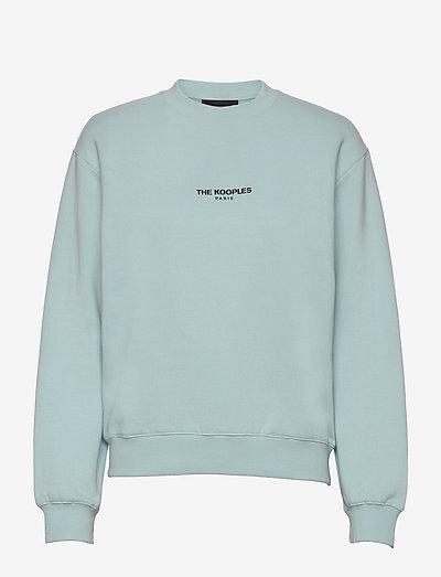 SWEAT - sweatshirts & hoodies - blue