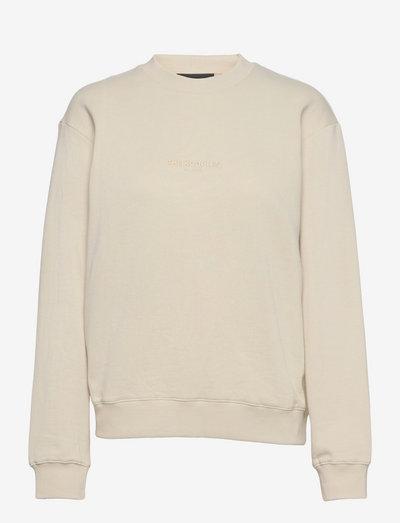 SWEAT - sweatshirts & hoodies - ecru
