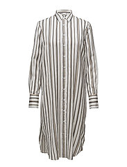 Stripes M - Ilma - OPTICAL WHITE