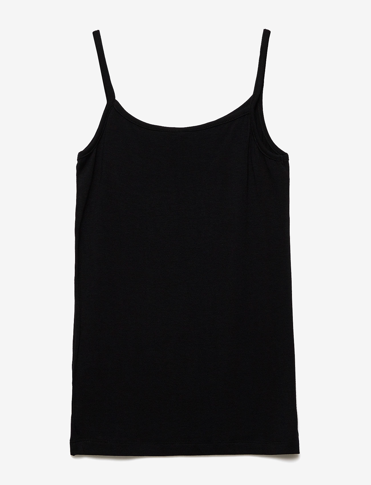 The New - ANUKA TANK TOP - tops - black - 1
