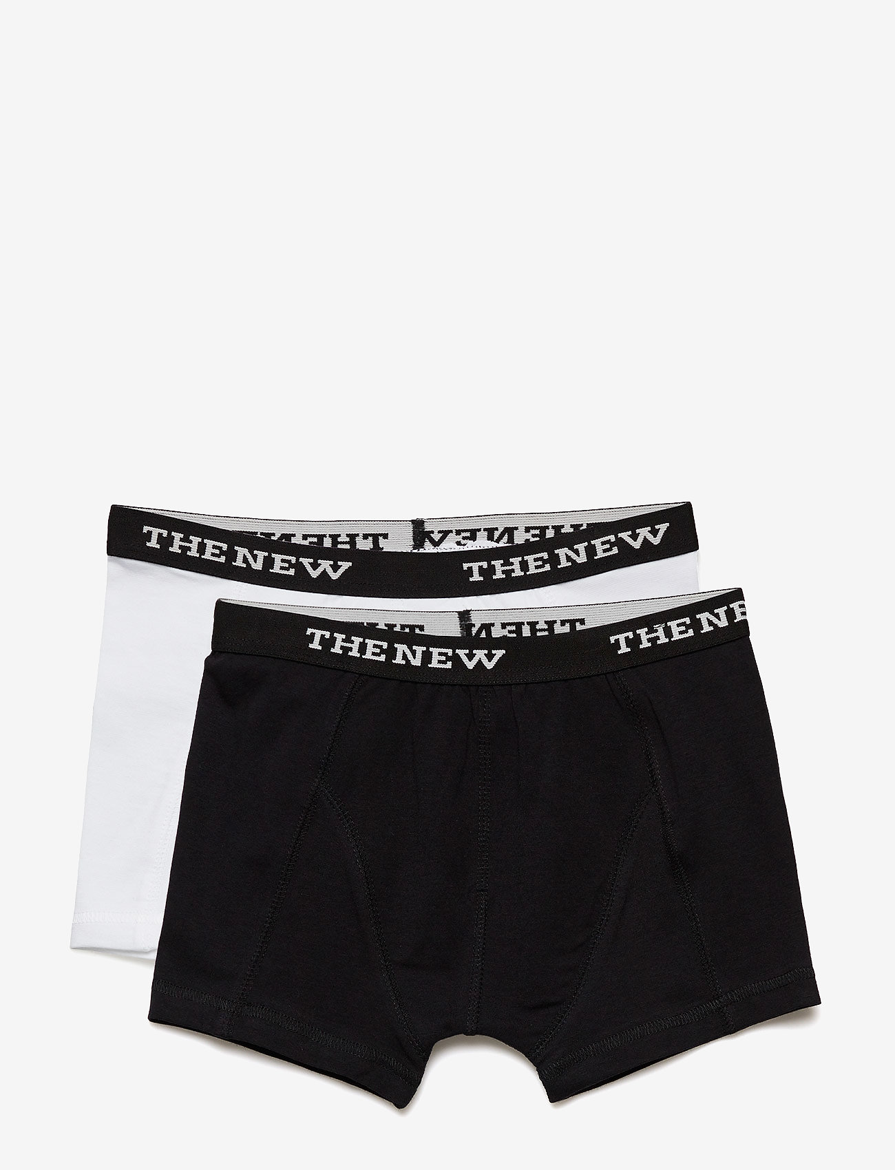 The New - THE NEW BOXERS - doły - black - 0