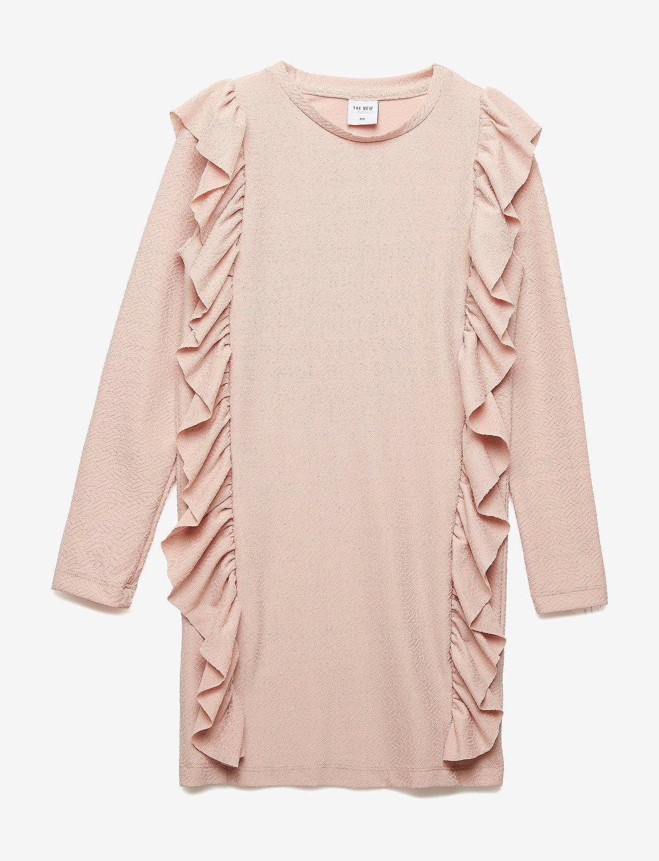 The New - IDA L_S DRESS - robes - adobe rose - 0